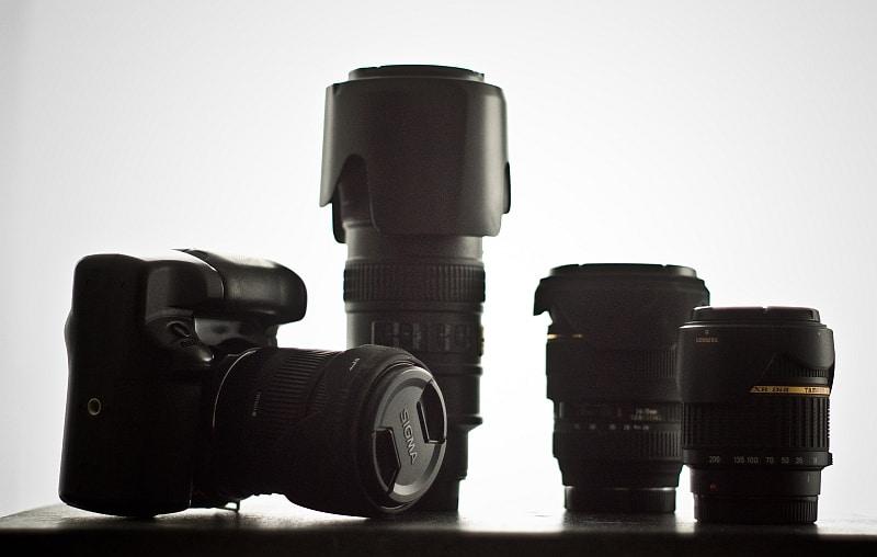 Ausrüstung, Fotografie, joachimherold.com