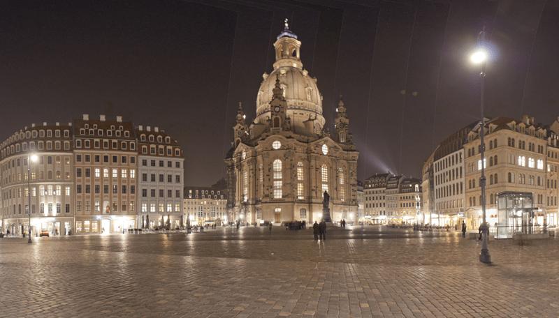 Die steinerne Glocke Dresden