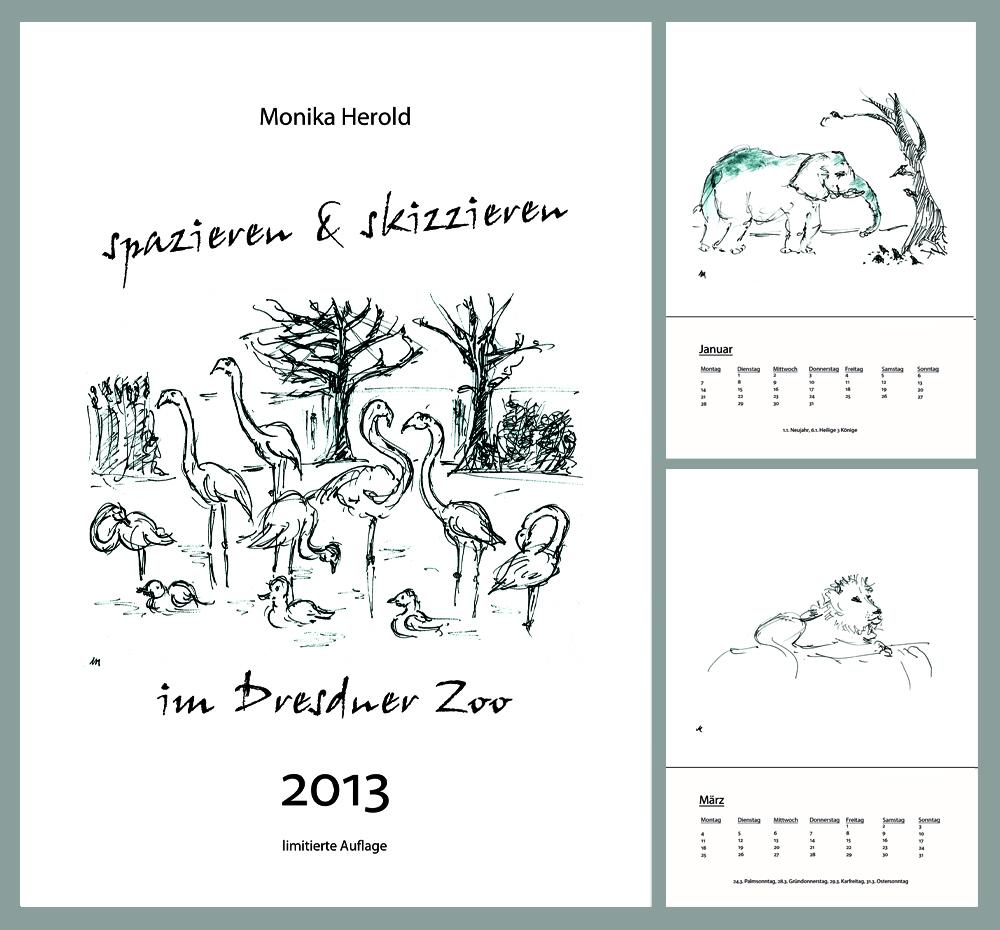 Wandkalender 2013