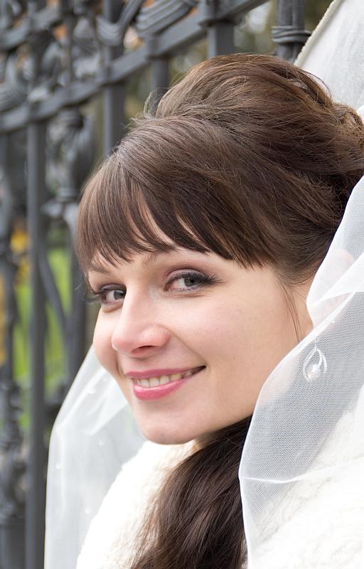 Ein wundervolles Lächeln, Hochzeitsfotoworkshop