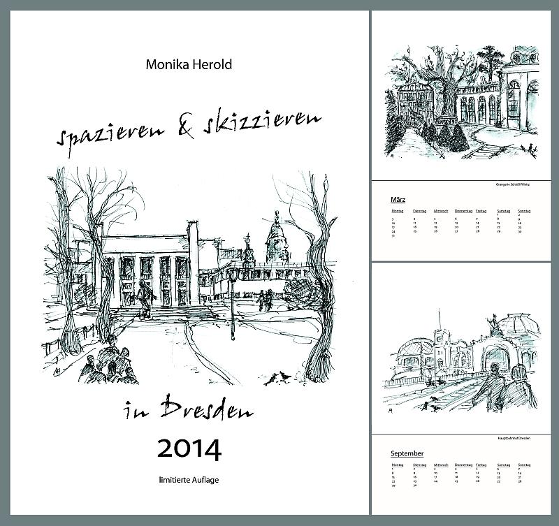 Kalender Dresden 2014
