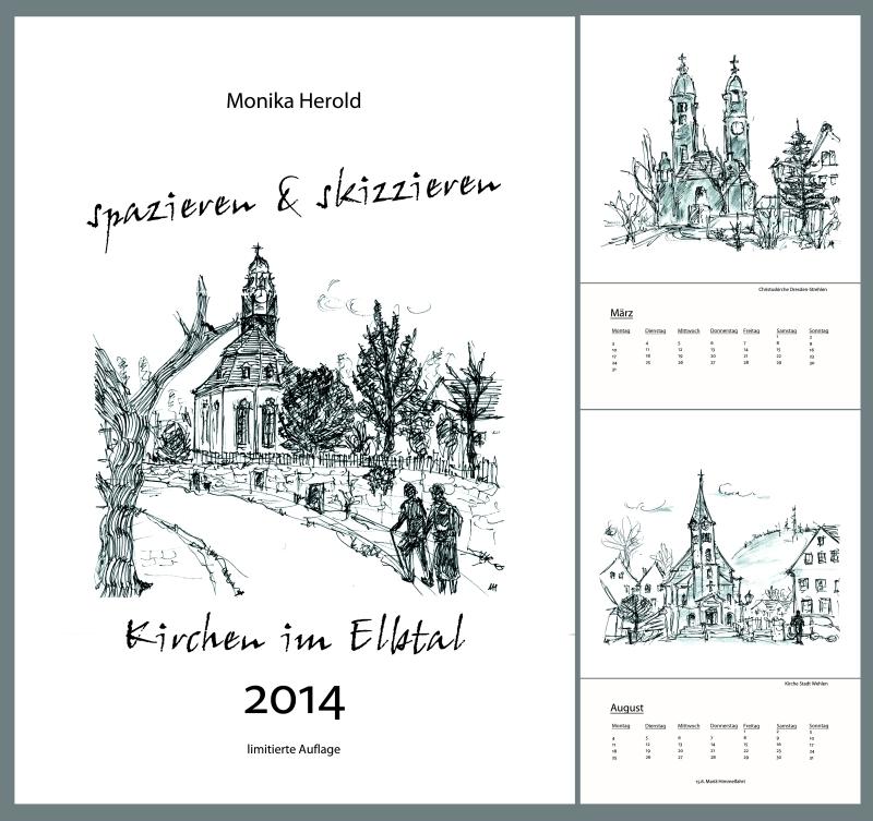 Kalender Kirchen 2014
