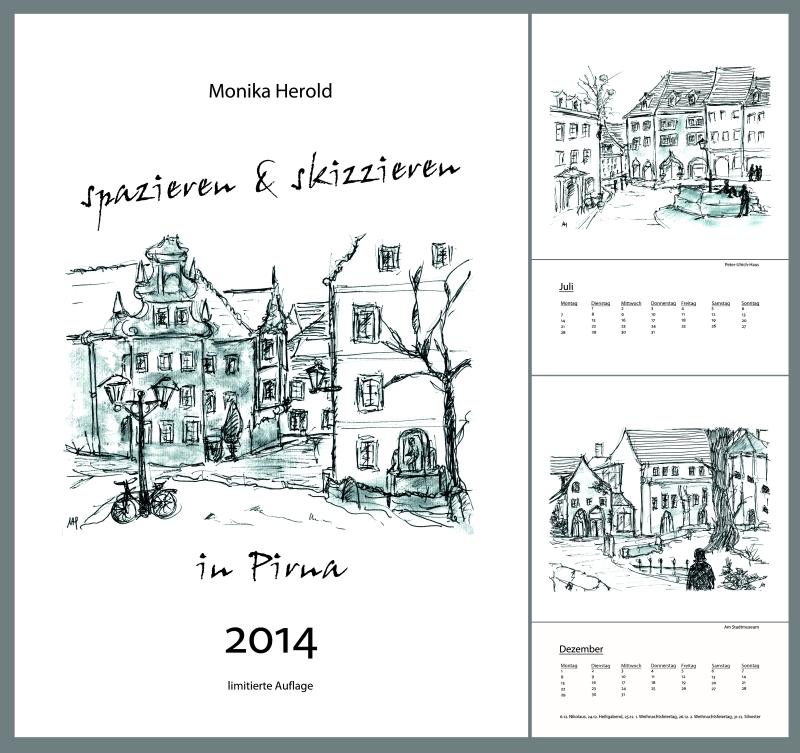 Kalender Pirna 2014