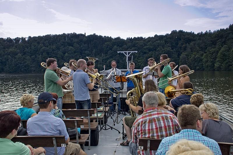Dahme, Brass, Konzert
