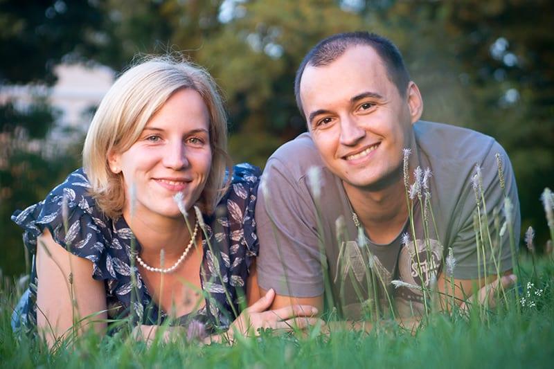 Sandra, Chris, Stuttgart