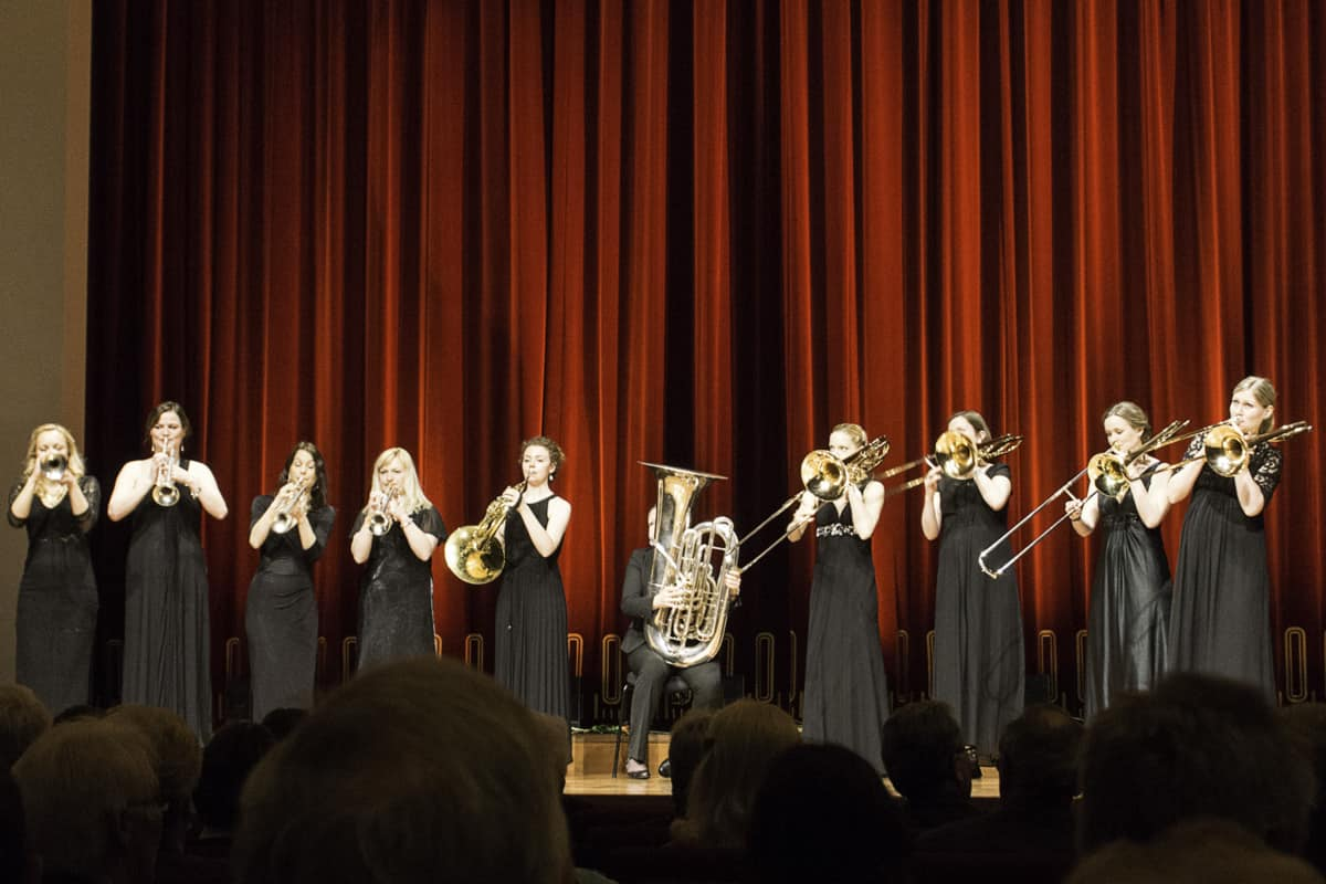 Tenthing Brass in Germany - A tip!