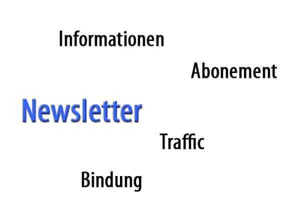 Neuigkeiten per E-Mail
