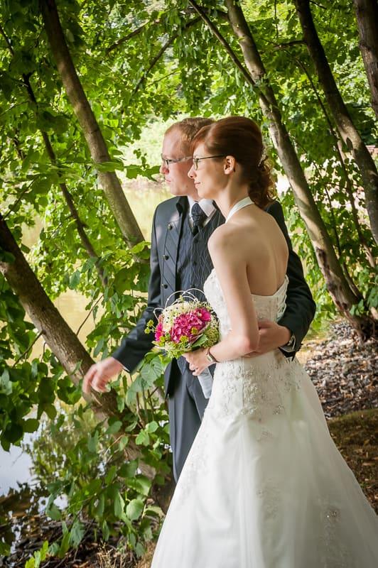 couple, portrait, wedding, Hochzeit, Paar