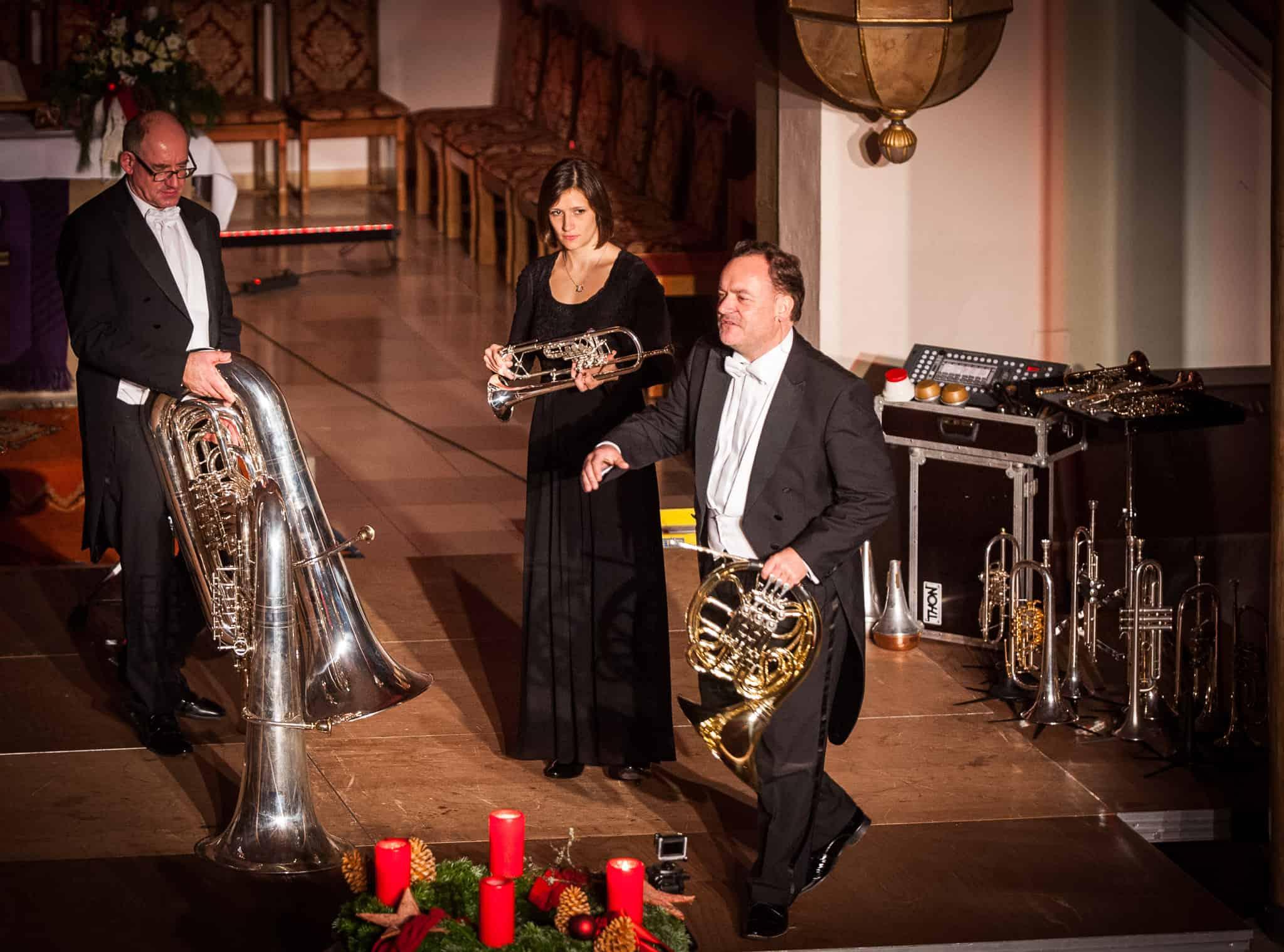 Blechbläserquintett Harmonic Brass München