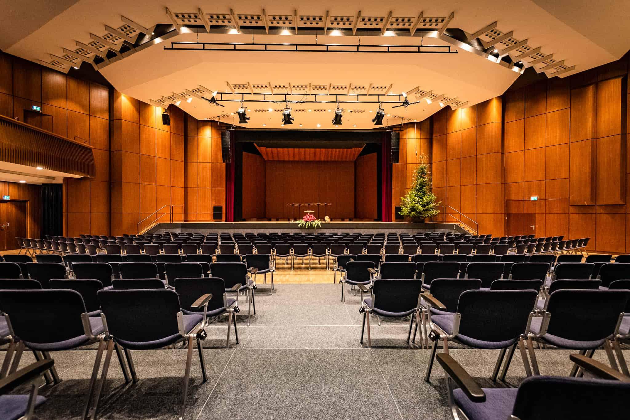 Calmus Vocalensemble, Leipzig, Weihnachtskonzert, Göppingen