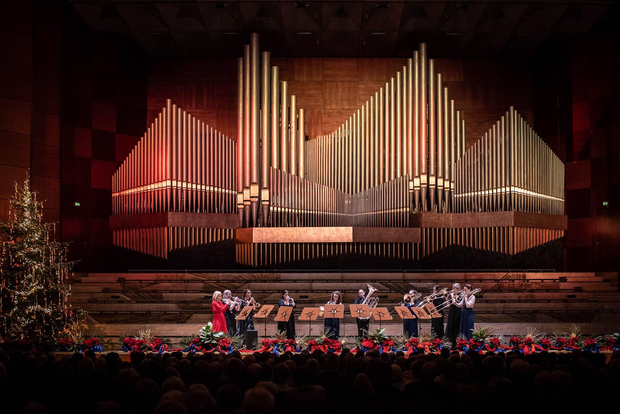tenThing, Christmastour 2018, Fotografie klassischer Konzerte