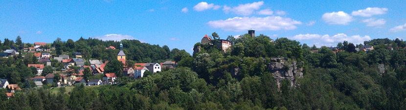 Hohnstein in der sächischen Schweiz